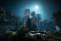 Black-Desert-Night-Screenshot