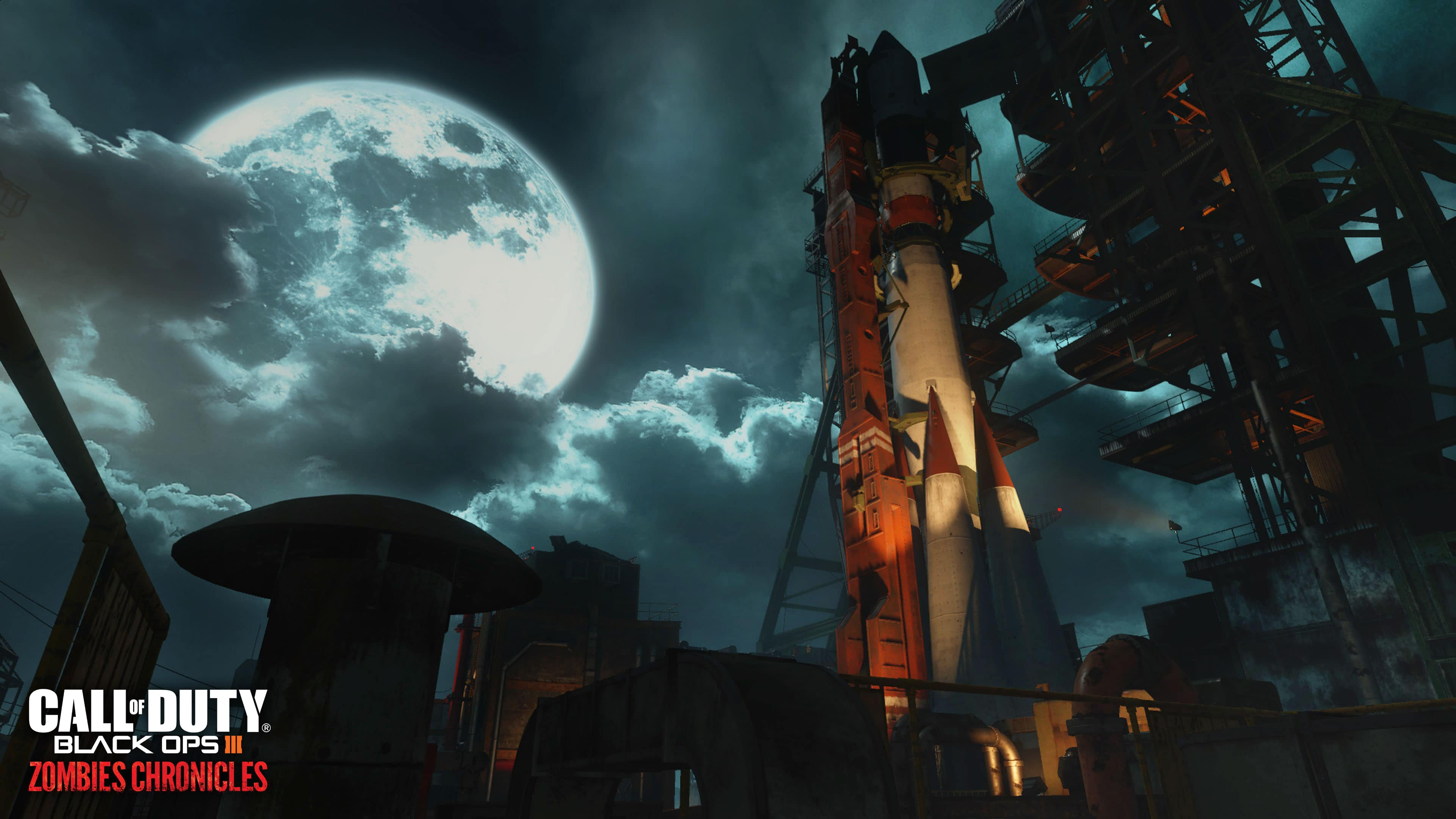 Call of Duty Black Ops III Zombies Chronicles_Ascension map_environment shot