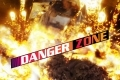 DangerZone Cover Art with logo - US Magazine size 9.25 x 11