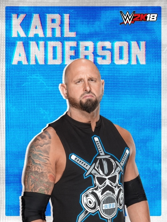 WWE2K18_ROSTER_Karl Anderson