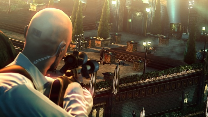 hitman: sniper challenge - 8601HNT5 A1 - The Making of Hitman: Sniper Challenge (w/Screenshots)