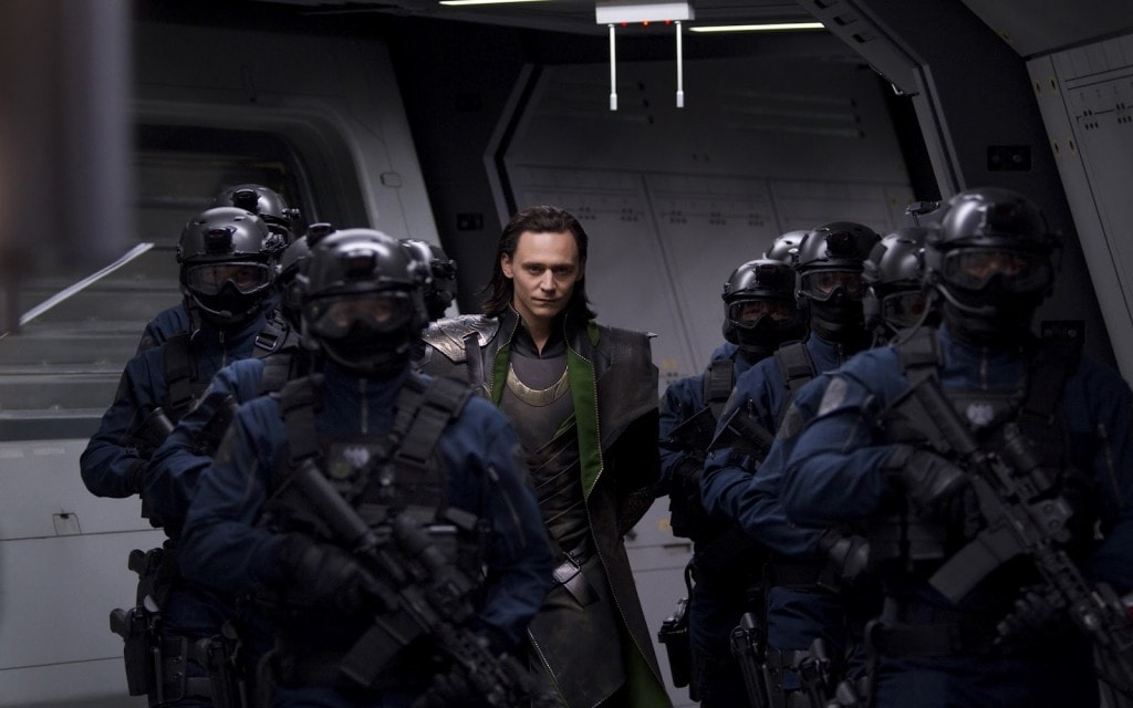 the avengers - Loki 1024x640 - Movie Review: The Avengers