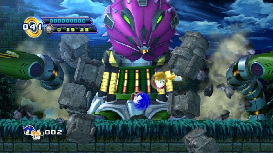 sonic the hedgehog 4 episode 2 review - Sonic 4 Episode 2 8 - Sonic The Hedgehog 4: Episode II Review