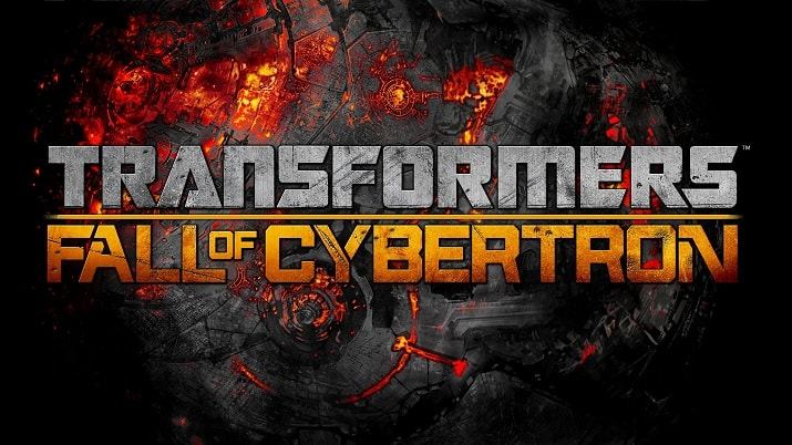 Transformers Fall of Cybertron Logo
