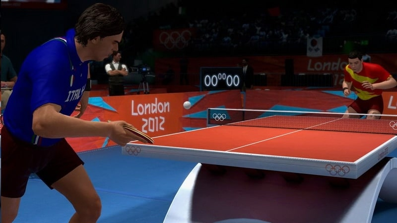 london 2012 review - London 2012 video game of the official olympic games screenshot 9 - London 2012: The Official Video Game Review