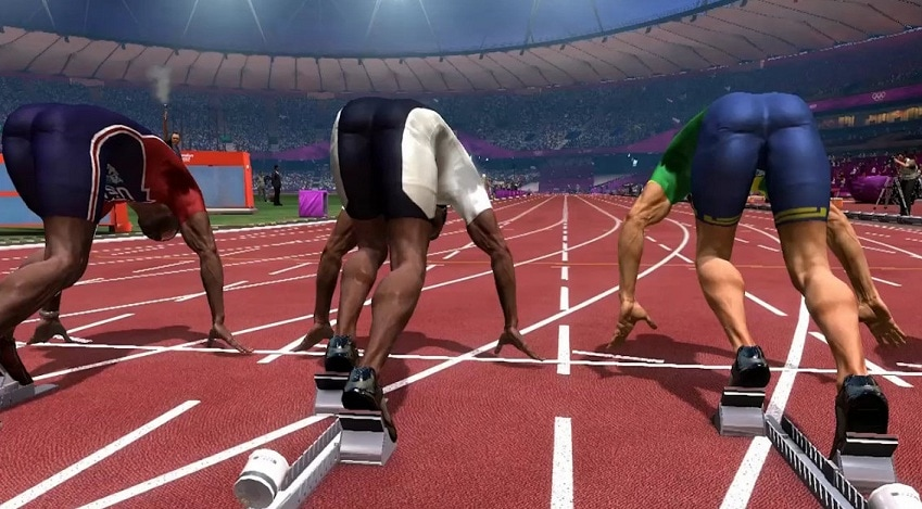 london 2012 review - london2012 4 - London 2012: The Official Video Game Review