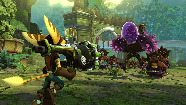 ratchet & clank: full frontal assault - ratchet 2 - Ratchet & Clank: Full Frontal Assault – New Information