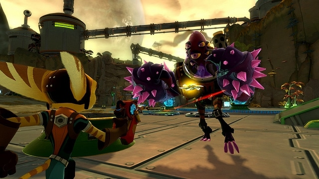 ratchet & clank: full frontal assault - ratchet - Ratchet & Clank: Full Frontal Assault – New Information