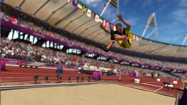 london 2012 review - xl Sega London2012 4 - London 2012: The Official Video Game Review
