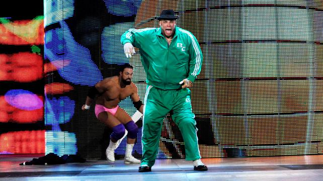 The bigger they are, the faster they fall when it comes to WWE Superstars.
