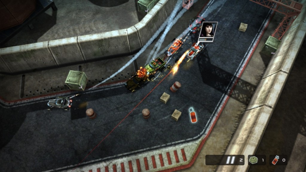 death rally - death rally weapons 1024x576 - Game Review – Death Rally