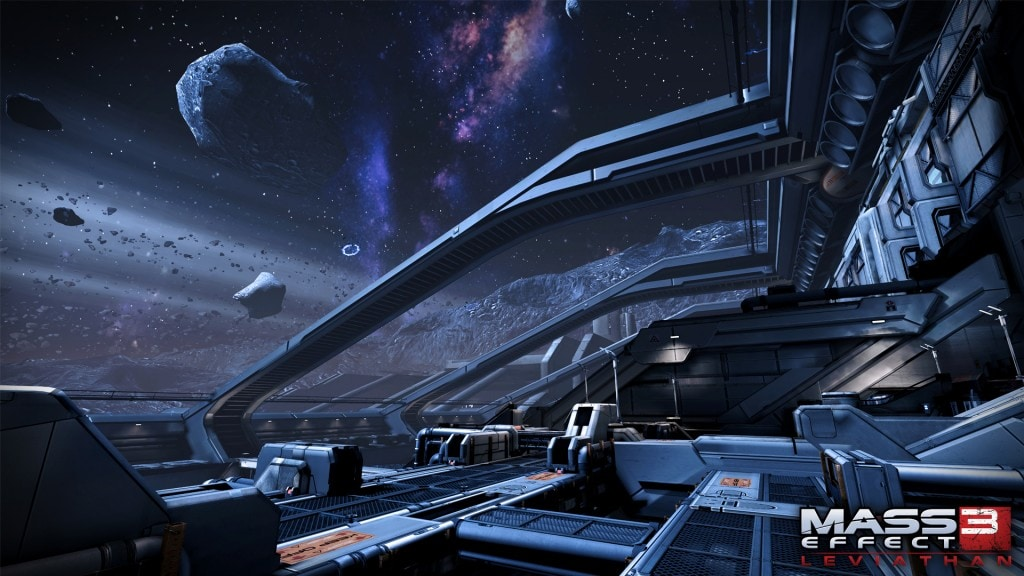 Mass Effect 3 - Leviathan Screenshots and Trailer - leviathan launch 02 1024x576 - Mass Effect 3 – Leviathan Screenshots and Trailer