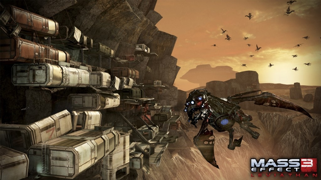 Mass Effect 3 - Leviathan Screenshots and Trailer - leviathan launch 03 1024x576 - Mass Effect 3 – Leviathan Screenshots and Trailer
