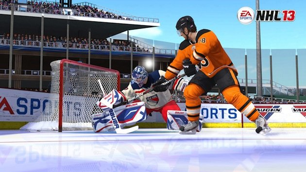 nhl 13 review - WCEA1 - NHL 13 Review