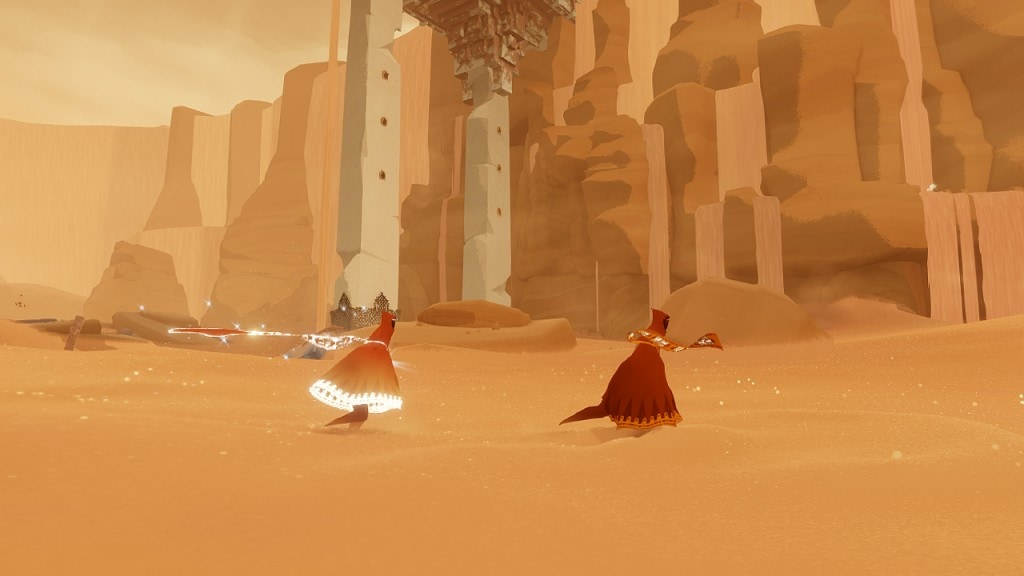 journey collector's edition review - journey2 1024x576 - Journey: Collector's Edition Review