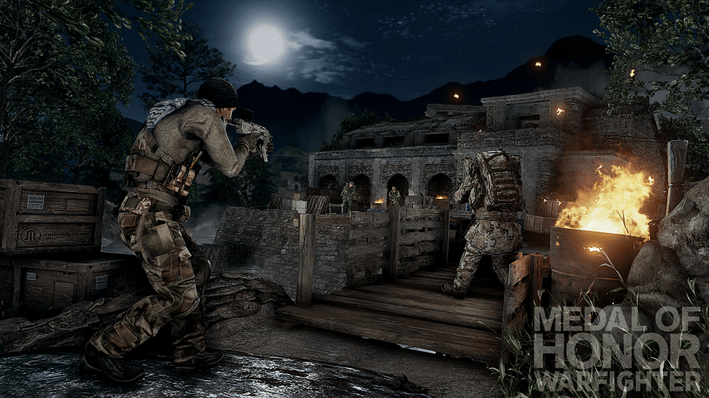 Medal of Honor: Warfighter - Zero Dark Thirty Map Pack Trailer/Screens - mohw zdt chitral wm - Medal of Honor: Warfighter – Zero Dark Thirty Map Pack Trailer/Screens