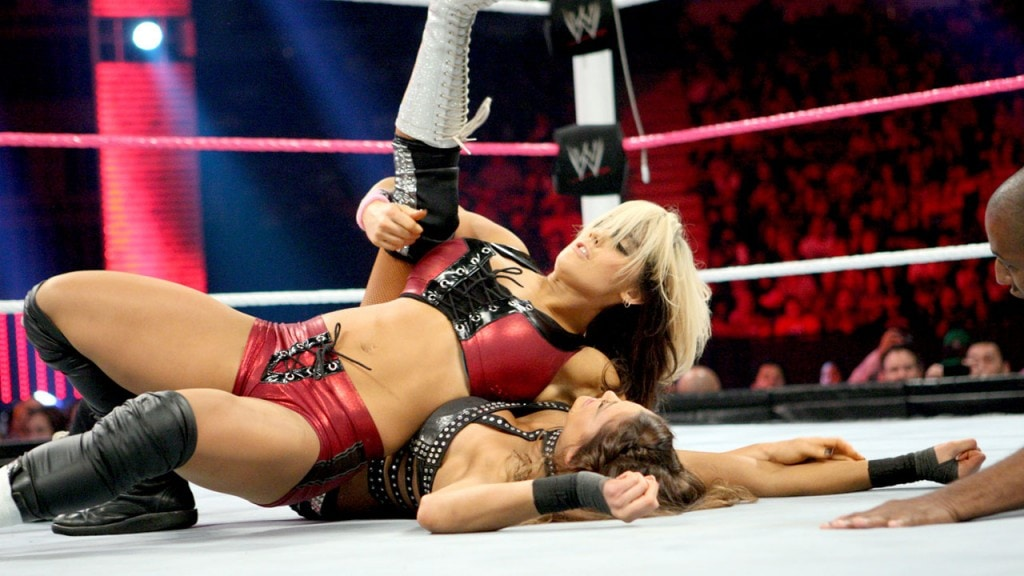 this week in wwe - kaitlyneve 1024x576 - This Week in WWE #12 – Vince, Kaitlyn, Factions, Cena, & More