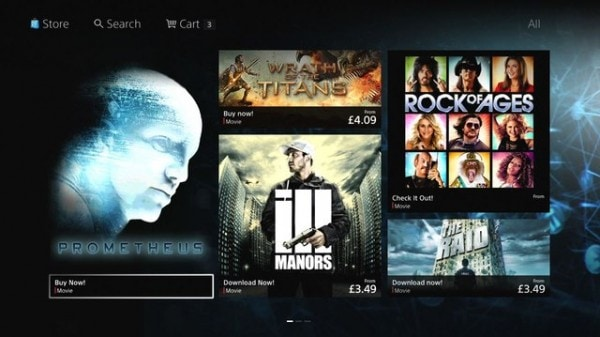 playstation store - new ps store 1 - A Brand New PlayStation Store is About to Arrive!