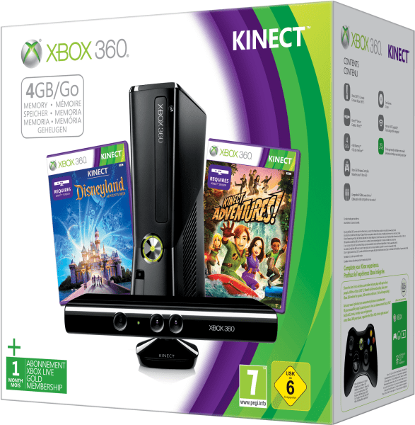 xbox 360 - xbox 360 holiday bundle 3 - Xbox 360 Gets a $50 Price Drop, New Holiday Bundles