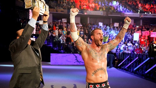 cm punk ss this week in wwe - cm punk ss - This Week in WWE #21 – The Rock, Royal Rumble, Eve, Punk, The Shield, and More!