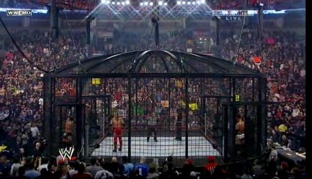 this week in wwe - elimination chamber photo - This Week in WWE #14 – Ryback, Beth, Hell in a Cell, Survivor Series, Themed PPVs