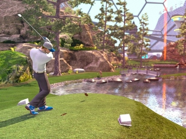 sports champions - golf sports champions 2 - Game Review: Sports Champions 2