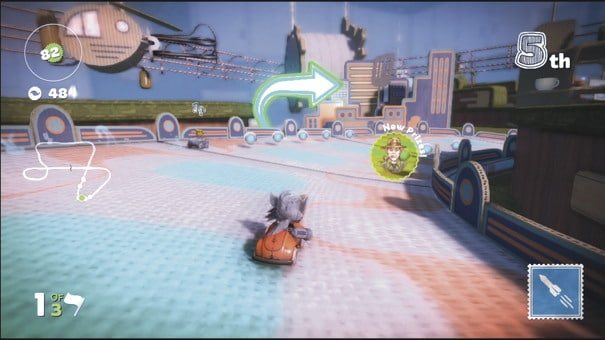 littlebigplanet karting review - littlebigplanet karting review  ee e 0 - LittleBigPlanet Karting Review