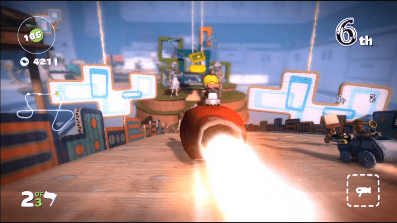 littlebigplanet karting review - littlebigplanet karting - LittleBigPlanet Karting Review