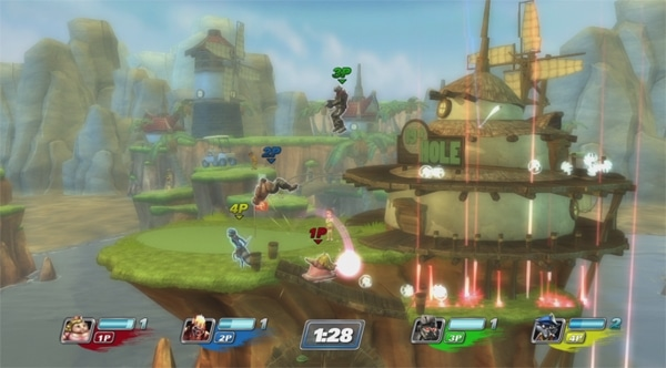 playstation all-stars battle royale review - playstation all stars battle royale - PlayStation All-Stars Battle Royale Review