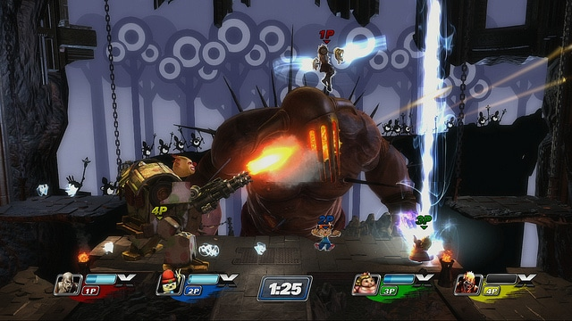 playstation all-stars battle royale review - psasbr - PlayStation All-Stars Battle Royale Review