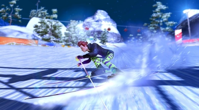 sports champions - sports champions 2 skiing - Game Review: Sports Champions 2