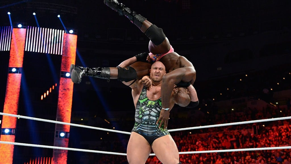this week in wwe - 20121126 raw ryback titus - This Week in WWE #18 – Titus, Del Rio, The Shield, Zack Ryder, and More!
