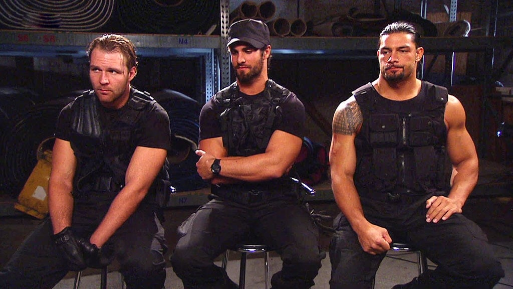 this week in wwe - 20121126 raw shield interview - This Week in WWE #18 – Titus, Del Rio, The Shield, Zack Ryder, and More!