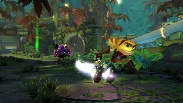 ratchet and clank full frontal assault review - Ratchet FFA Details Screens - Ratchet & Clank: Full Frontal Assault Review