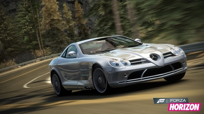 forza horizon mercedes benz slr Forza Horizon - January Recaro Car Pack - forza horizon mercedes benz slr - Forza Horizon – January Recaro Car Pack