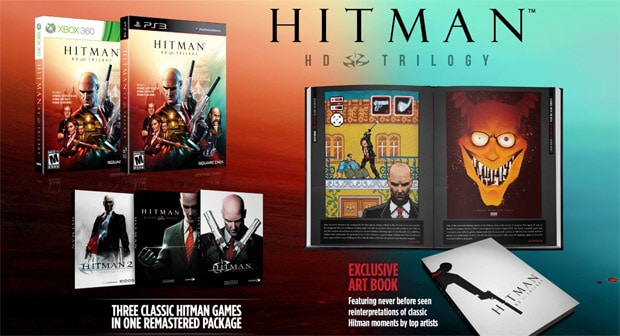 Hitman Hd Trilogy Announced For Ps3 Xbox 360 Find Your Inner Geek