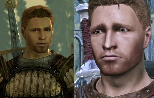 That 'are you serious' look he does so well. Oh, and those big 'ol puppy dog eyes... men of thedas - Alistair3 - My most mmm…memorable men in gaming – Part 1 – The men of Thedas