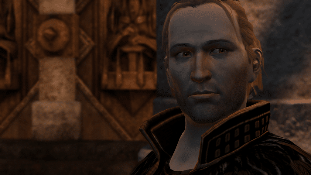 Mighty fine Mage... men of thedas - Anders - My most mmm…memorable men in gaming – Part 1 – The men of Thedas