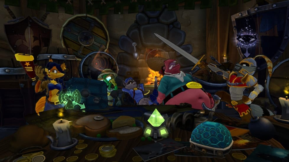 Sly4 sly cooper - Sly4 - Game Review: Sly Cooper: Thieves in Time