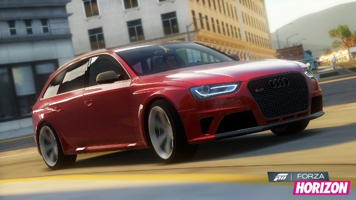 audi rs4 forza