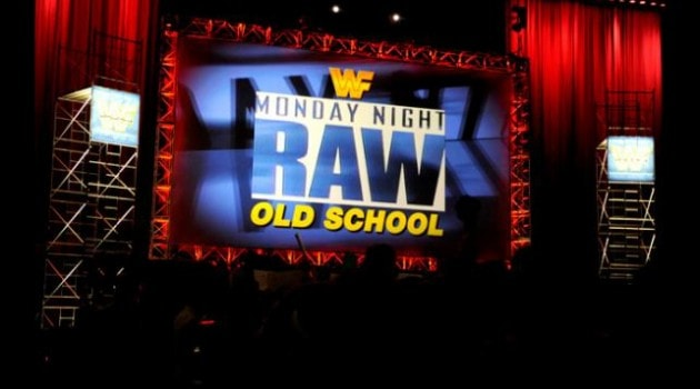 old school raw titantron