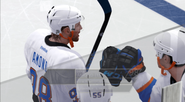 NHL 13 - We Gotz This - April Playoffs - April 28th Game #1 - 2013-04-28 11-17-17