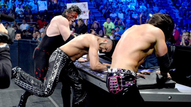 kane3mb smackdown - kane3mb - This Week in WWE: Smackdown Rebound – 8/9/2013