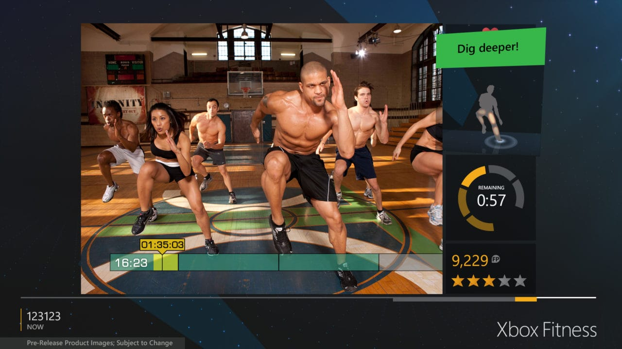 Xbox Fitness Screen (5)