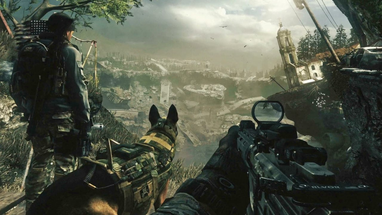 Ghosts call of duty - Ghosts - Game Review: Call of Duty: Ghosts