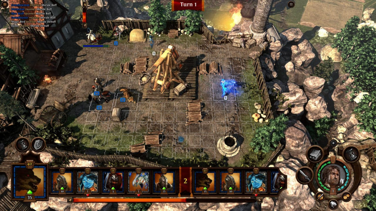 MMH72 might and magic heroes vii review - might and magic heroes 7 screen 2 81124 - Might & Magic Heroes VII Review