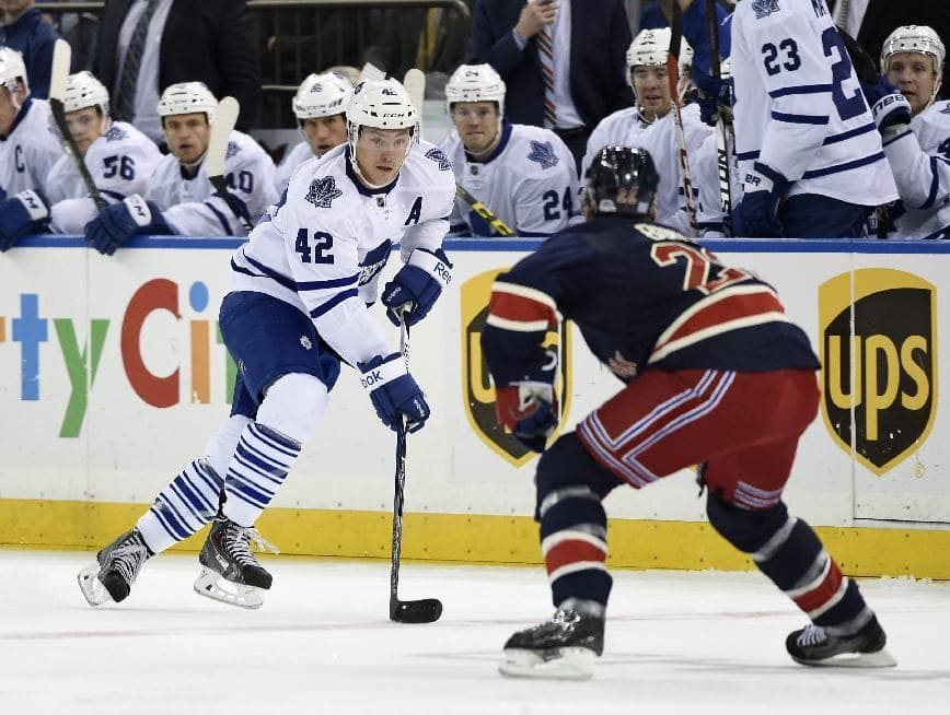 The Leafs Report