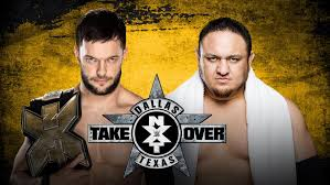 wwe nxt takeover dallas