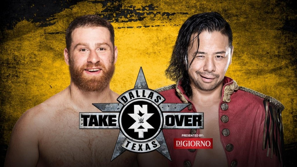 wwe nxt takeover dallas wwe nxt takeover dallas - zaynvsnaka 1024x576 - WWE NXT Takeover Dallas – Results and Analysis (Updated)