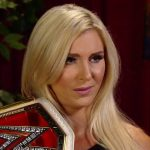 michael cole interviews ric flair and charlotte